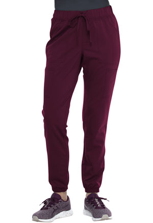 ScrubStar Premium Jogger Pant Wine (WM056-WIN)