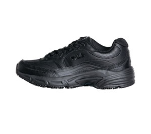 Fila USA WORKSHIFT Black (Wide) (WORKSHIFT-BLZ)