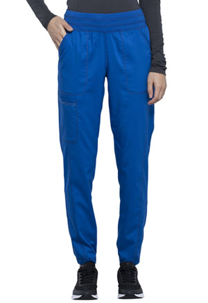 Cherokee Workwear Natural Rise Tapered Leg Jogger Pant Royal (WW011-ROY)