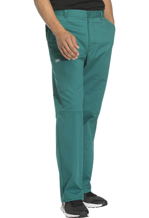 Cherokee Workwear Men's Fly Front Pant Hunter (WW200-HUNW)