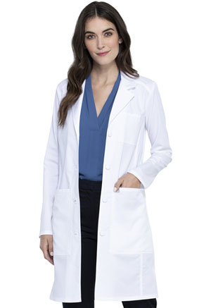"WW Revolution Tech Women's 36"" Lab Coat (WW420AB-WHT) (WW420AB-WHT)"