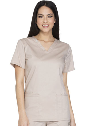 WW Core Stretch V-Neck Top (WW630-KAKW) (WW630-KAKW)