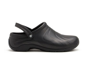 Anywear Medical Footwear Unisex ZONE Black