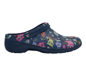 Anywear ZONE Navy Sweet Owl (Wide) (ZONE-SONZ)