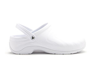 Anywear Medical Footwear Unisex ZONE White