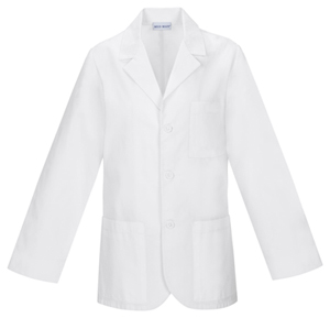 Med-Man 31 Men's Consultation Lab Coat White (1389A-WHTD)