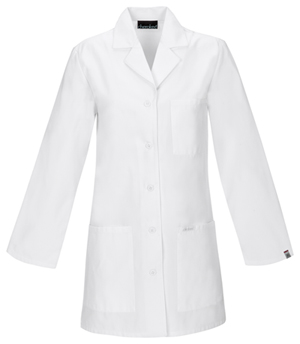 Cherokee 32 Lab Coat White (1462AB-WHTD)