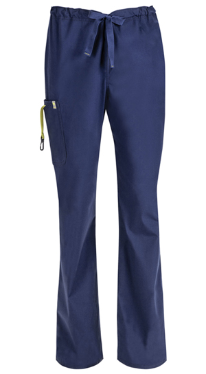 Code Happy Bliss Men's Drawstring Cargo Pant in Navy (16001AS - NVCH)
