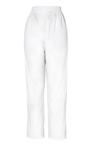 Cherokee Cherokee Fashion Solids Women's Original Boxer Pant White