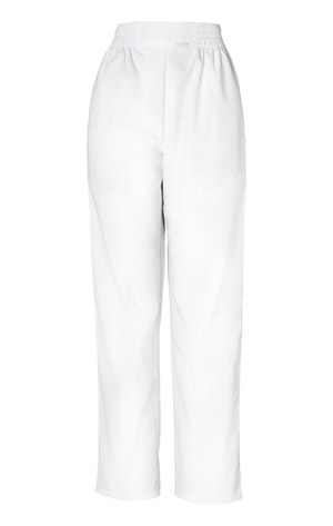 Cherokee Fashion Solids Women's Original Boxer Pant White