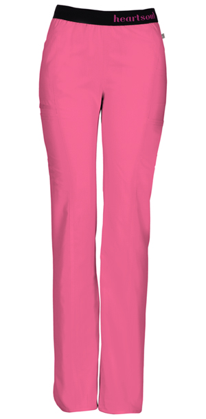 HeartSoul Low Rise Pull-On Pant Pink Party (20101A-PNKH)