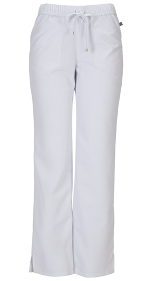 HeartSoul Low Rise Drawstring Pant White (20102A-WHIH)