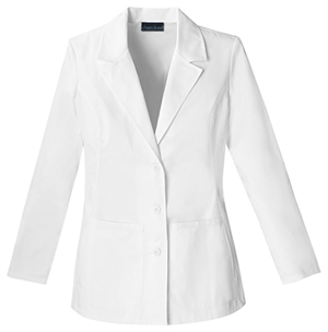 "Cherokee Cherokee Whites Women's 28"" Lab Coat White"