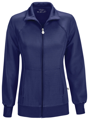 Infinity Zip Front Warm-Up Jacket (2391A-NYPS) (2391A-NYPS)