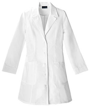 "Cherokee Whites Women's 36"" Lab Coat White"