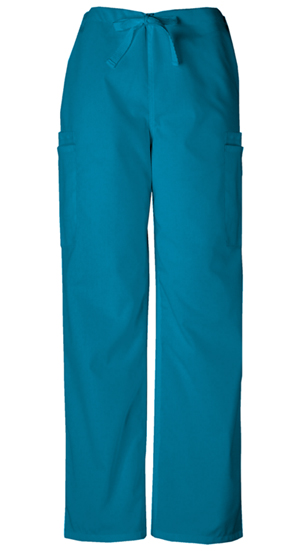 WW Originals Men's Men's Drawstring Cargo Pant Blue