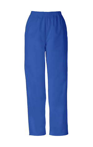 Cherokee Workwear WW Originals Women's Pull-on Pant Blue