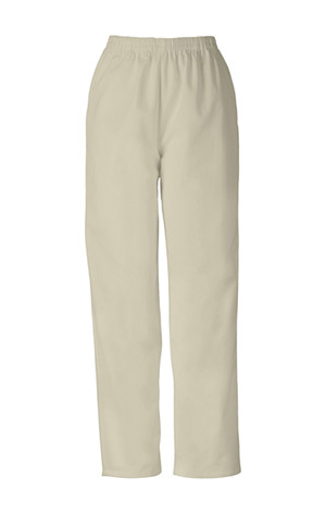 WW Originals Women's Natural Rise Tapered Leg Pull-On Pant Khaki