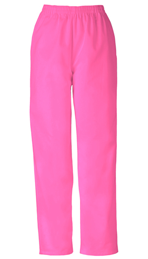 Cherokee Workwear WW Originals Women's Pull-on Pant Pink