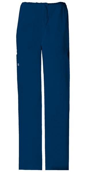 Cherokee Workwear WW Premium Unisex Unisex Drawstring Cargo Pant Blue