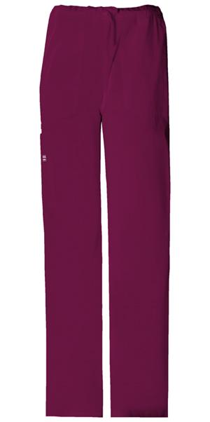 Cherokee Workwear WW Premium Unisex Unisex Drawstring Cargo Pant Purple
