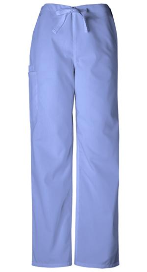 WW Originals Unisex Unisex Drawstring Cargo Pant Blue