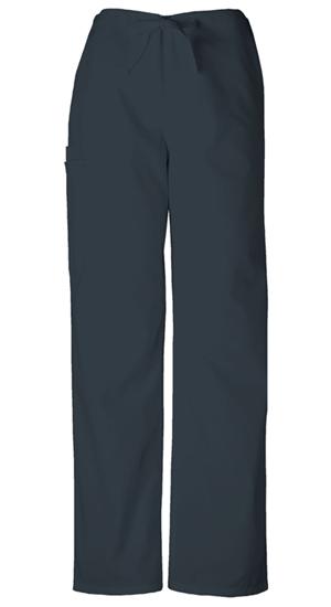 Cherokee Workwear WW Originals Unisex Unisex Drawstring Cargo Pant Grey
