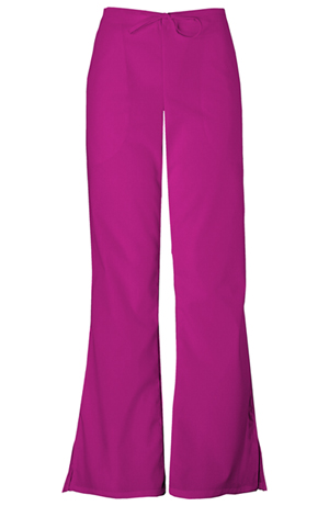Cherokee Workwear WW Originals Women's Drawstring Pant Pink