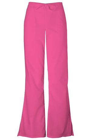 Cherokee Workwear WW Originals Women's Drawstring Pant Pink