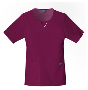 WW Originals Women's Round Neck Top Purple