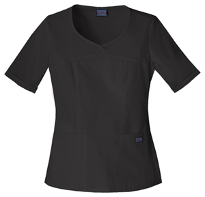 WW Originals Women's V-Neck Top Black