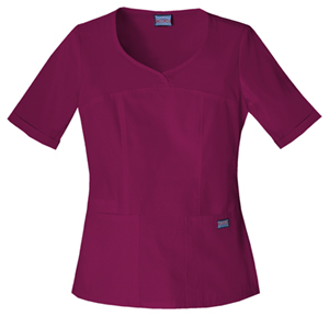 WW Originals Women's V-Neck Top Purple