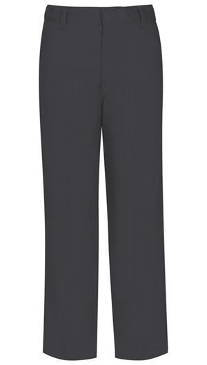 """Classroom Uniforms Classroom Men's Men's Flat Front Pant 32"""" Inseam Grey"""