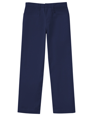 Classroom Uniforms Girls Stretch Low Rise pant Dark Navy (51072AZ-DNVY)