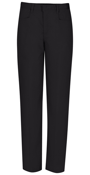 Classroom Uniforms Classroom Girl's Girls Plus Low Rise Pant Black