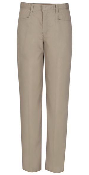 Classroom Uniforms Juniors Tall Low Rise Pant Khaki (51074T-KAK)