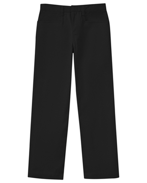Classroom Uniforms Junior Stretch Low Rise Pant Black (51074Z-BLK)