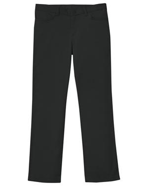 Classroom Junior's Juniors Matchstick Narrow Leg Pant Black