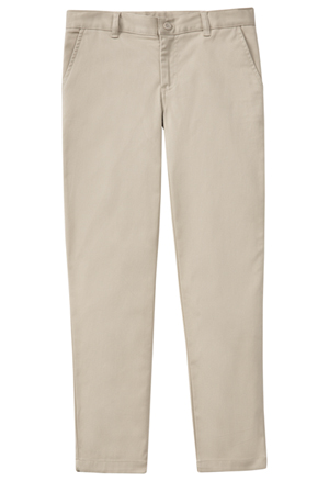 Classroom Uniforms Girls Stretch Skinny Leg Pant Khaki (51651A-KAK)