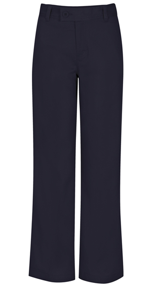 Classroom Girl's Girls Plus Stretch Trouser Pant Blue