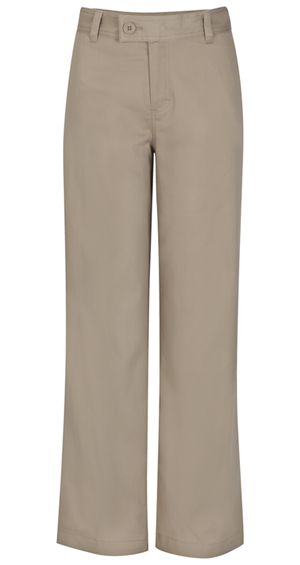 Classroom Uniforms Classroom Girl's Girls Plus Stretch Trouser Pant Khaki