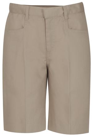 Classroom Uniforms Classroom Girl's Girls Plus Low Rise Bermuda Short Khaki