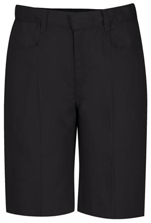 Classroom Uniforms Classroom Junior's Juniors Low Rise Bermuda Short Black