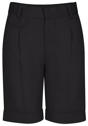 Classroom Girl's Girls Pleat Front Short Black