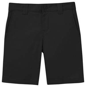 Classroom Boys Stretch Slim Fit Shorts (52482A-BLK) (52482A-BLK)