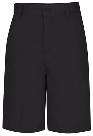 Classroom Uniforms Classroom Girl's Girls Flat Front Bermuda Short Black