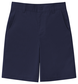 Classroom Uniforms Junior Stretch Flat Front Short Dark Navy (52944Z-DNVY)