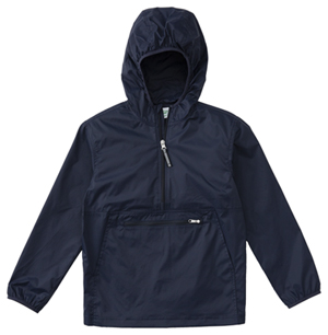 Classroom Youth Pack-Away Pullover (53332R-NAVY) (53332R-NAVY)