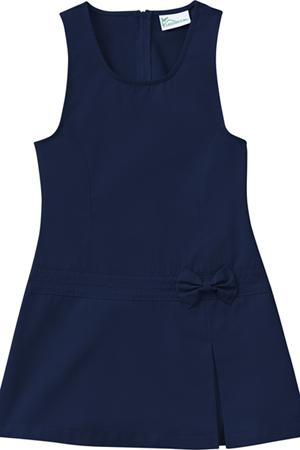 Classroom Girl's Girls Zig-Zag Jumper Blue