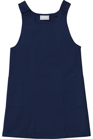 Classroom Uniforms Classroom Girl's Girls Princess Seam Jumper Blue